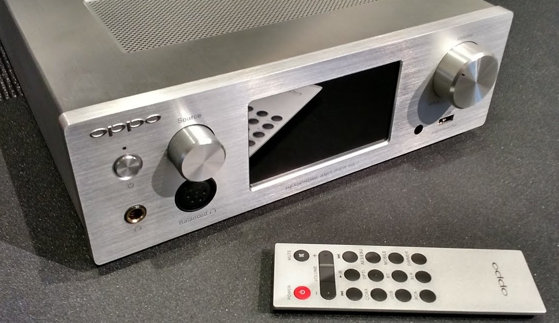 What is an amp and DAC combo?